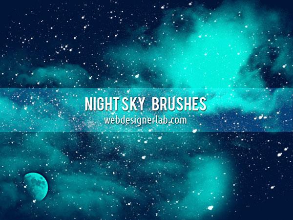 Night Sky Free