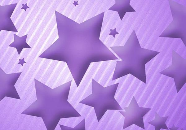 7 Star Burst Brushes